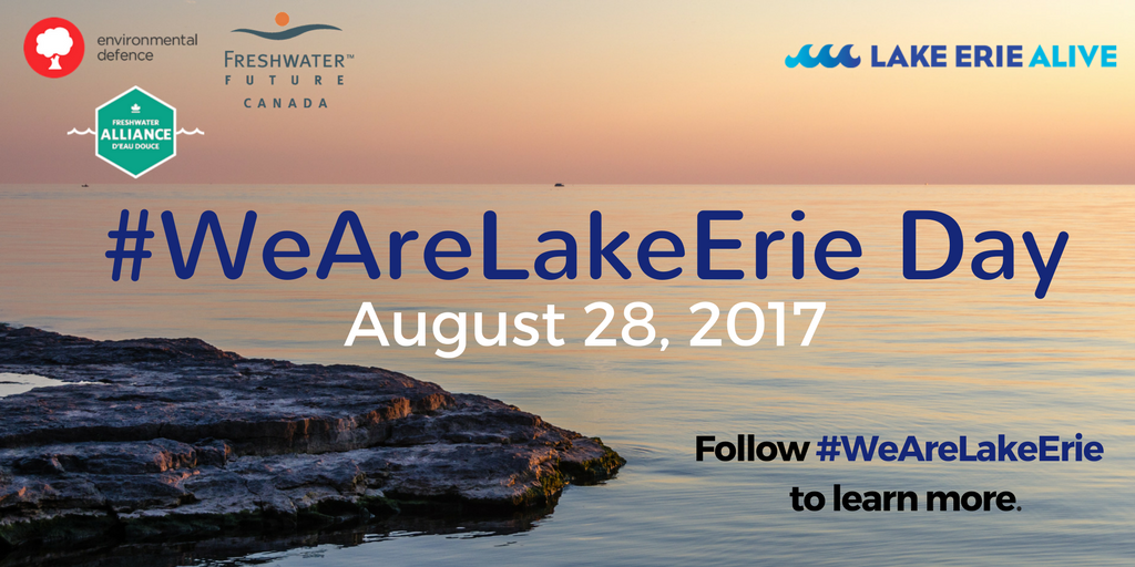 A Tidal Wave of Support for Lake Erie