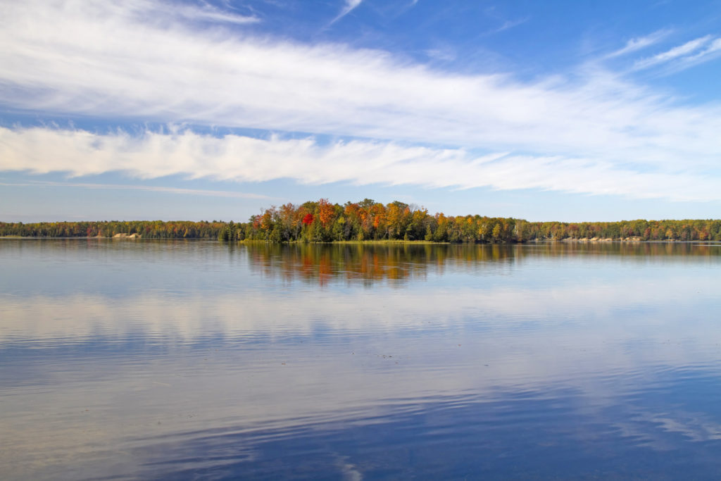 NEW REPORT TRACKS BINATIONAL PROGRESS ON GREAT LAKES PROTECTION